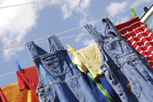 The Closet is a recycle shop for clothing in Fairfield